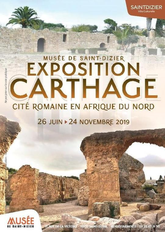 haute marne saint dizier expo carthage 2019.