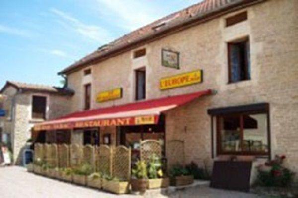 bricon restaurant l europe facade.