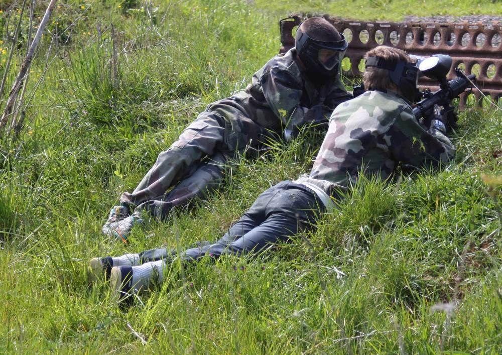 champagne 52 foulain paintball.