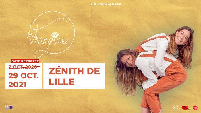 Les Frangines - Zénith de Lille_1