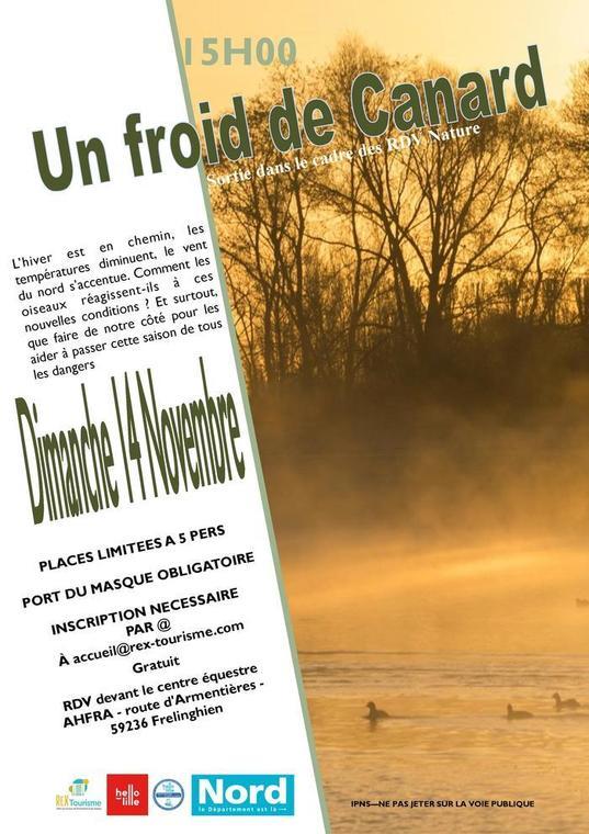 RDV Nature: un froid de canard_1