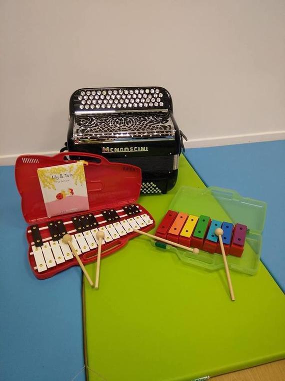 Comptines et percussions_1