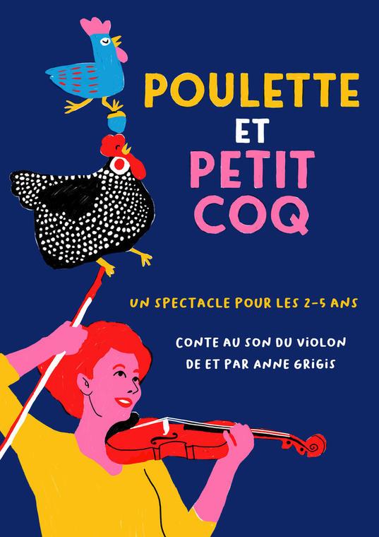 Spectacle Poulette et Petit coq_1