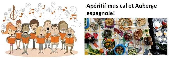 Apéritif musical et auberge espagnole_1
