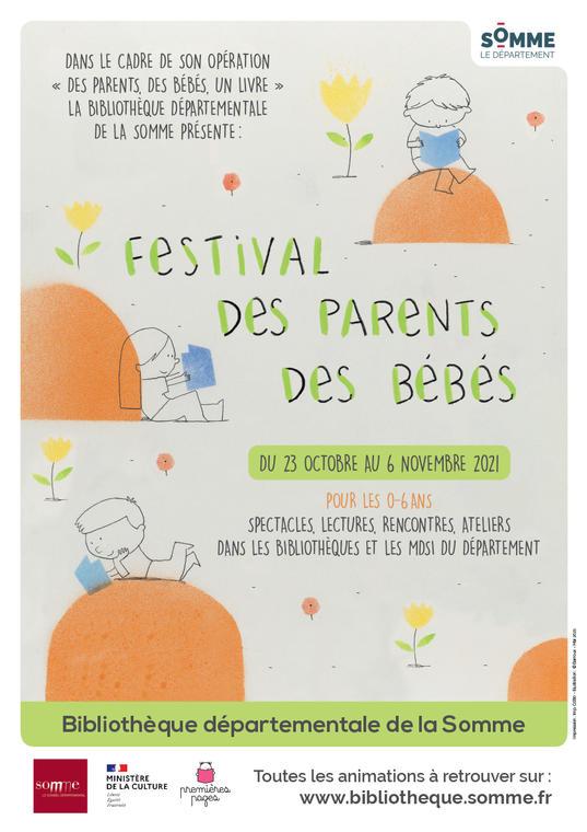 102321 - 6 Novembre - GAMACHES - FESTIVAL DES PARENTS ET BEBES