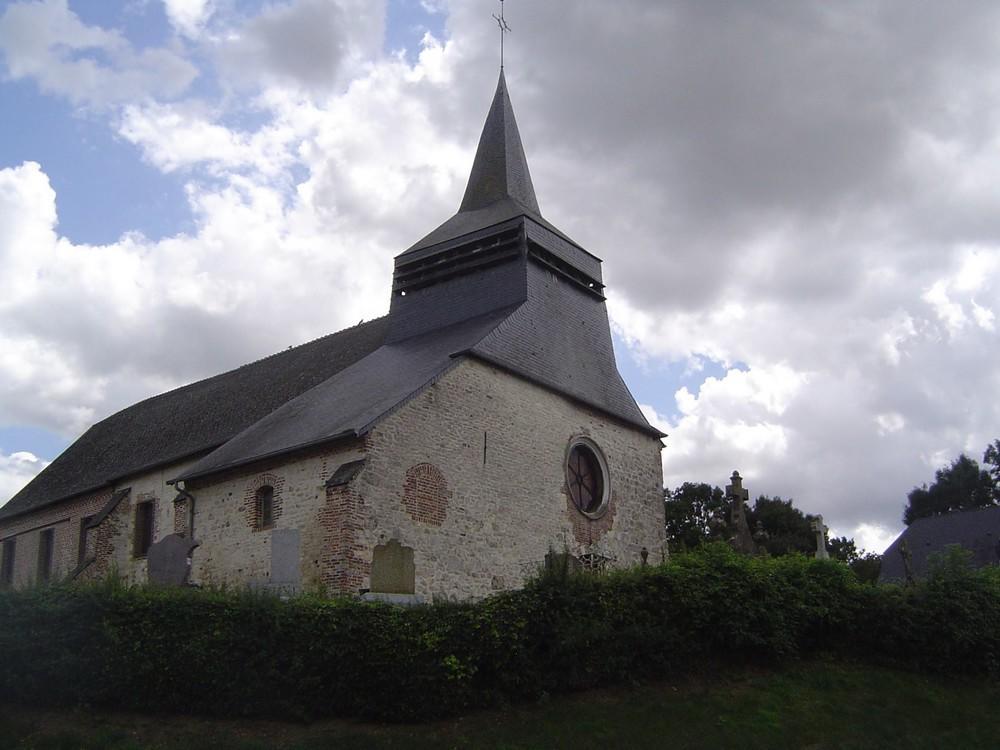 Eglise < Dagny-Lambercy < Thiérache < Aisne < Picardie < Hauts de France