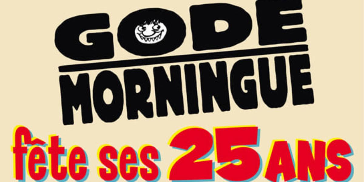 25 ans GODE morning 12.11