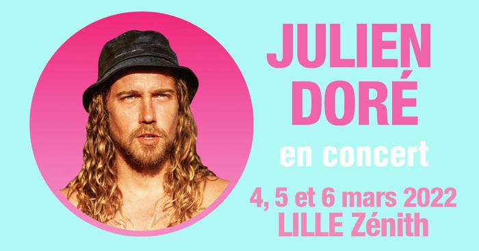 Julien Doré • Zénith de Lille_1