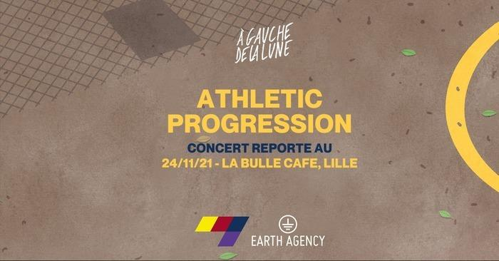 Athletic Progression • La Bulle Café_1