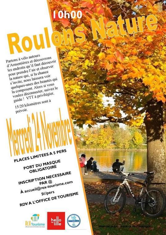 RDV Nature: Roulons Nature_1