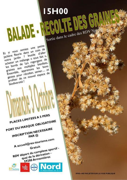RDV Nature: Balade - Récolte des graines_1