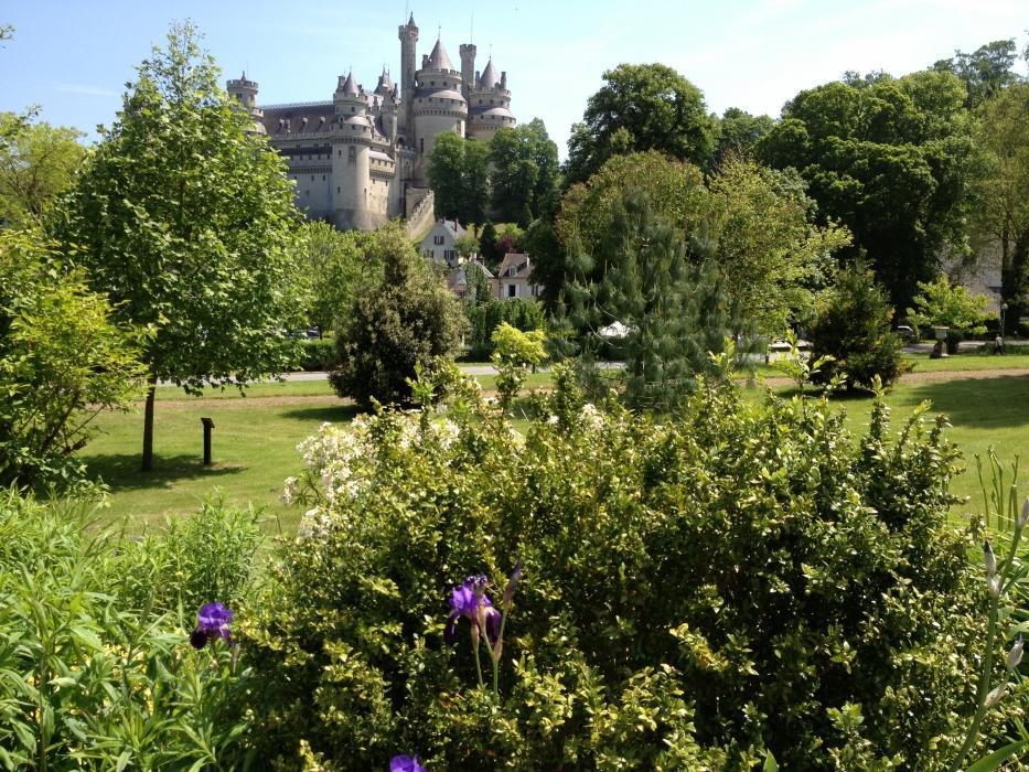Parc du château de Pierrefonds