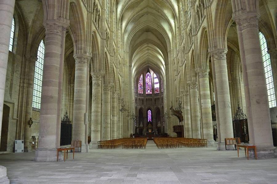 visite guidée cathédrale