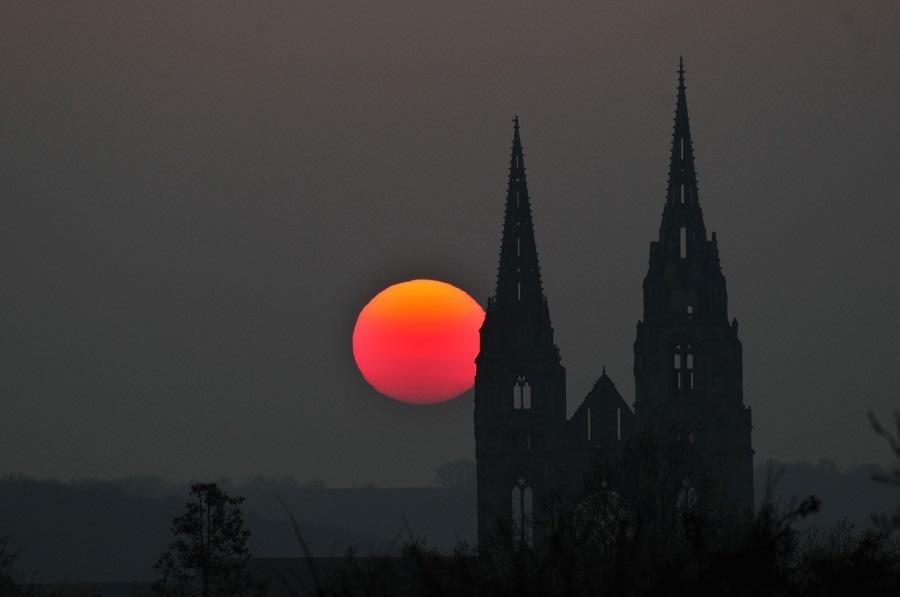 Abbaye-St-Jean-des-Vignes la nuit-NBryant--3-