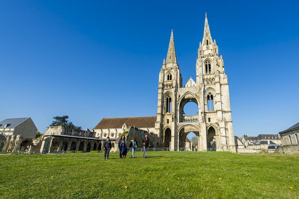 Abbaye Saint Jean des Vignes < Soissons < Aisne