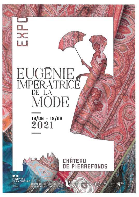 Affiche Exposition Eugénie