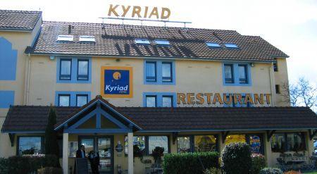 Beauvais - Le kyriadcotb