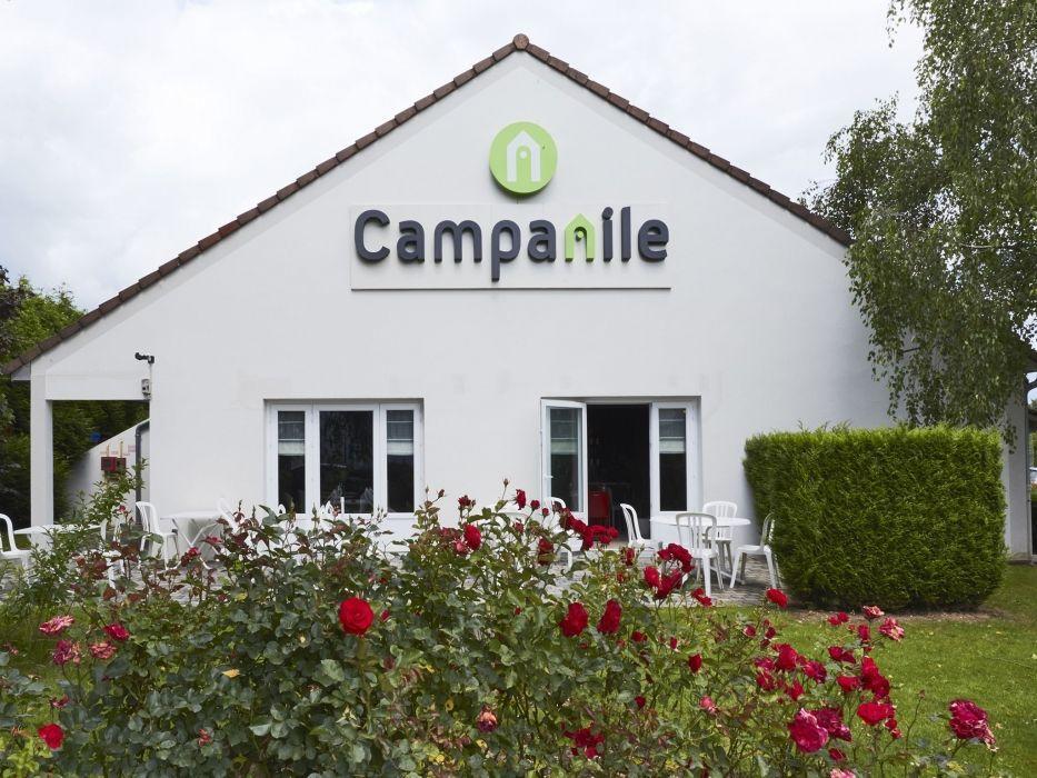 Campanile Beauvais Extérieur