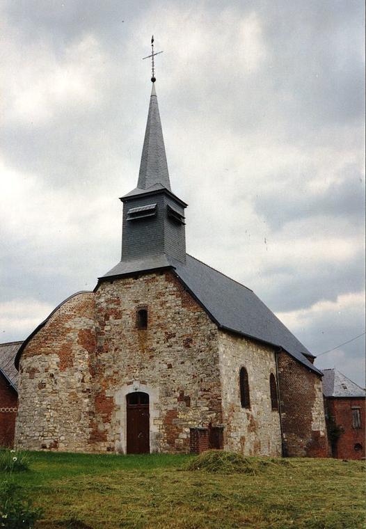 Eglise fortifiée < La Hérie < Aisne < Picardie