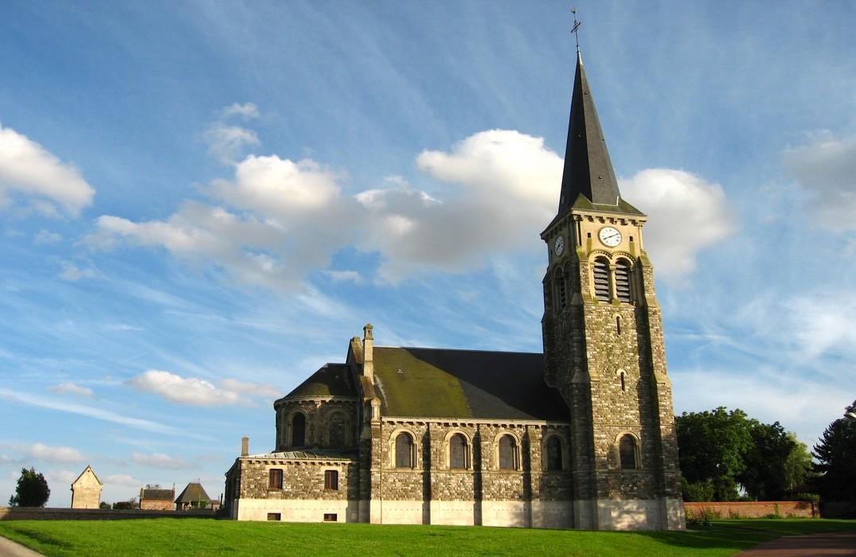 Eglise Saint-Nicolas de Coullemelle