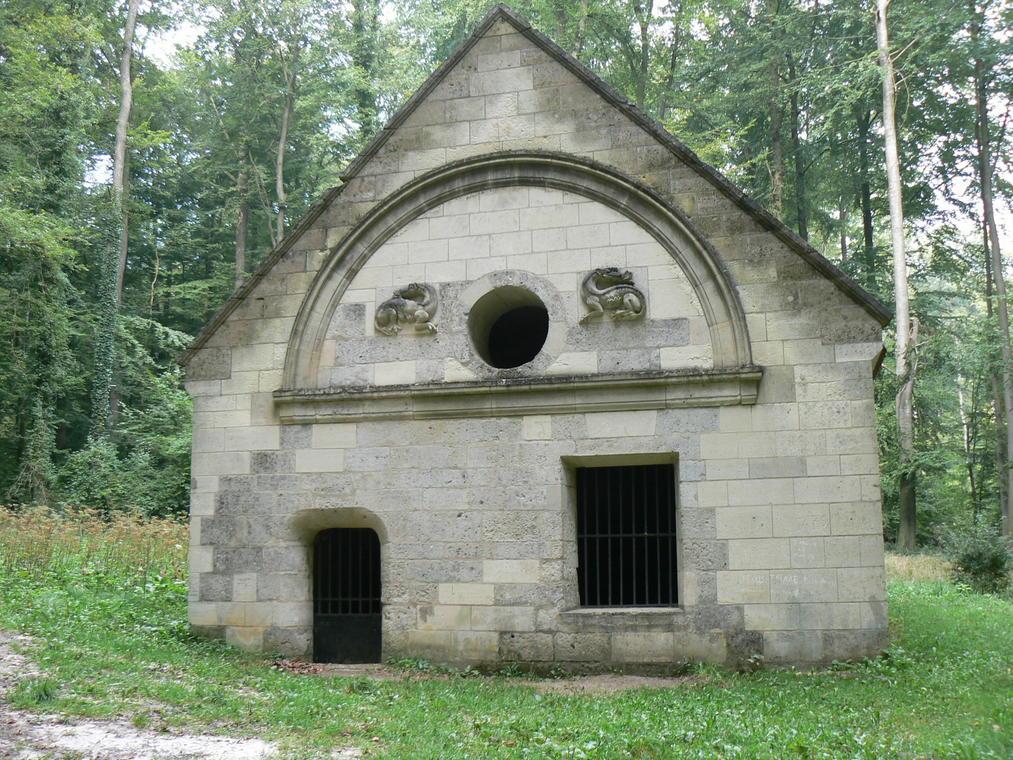 Ermitage Saint-Hubert en foret de Retz