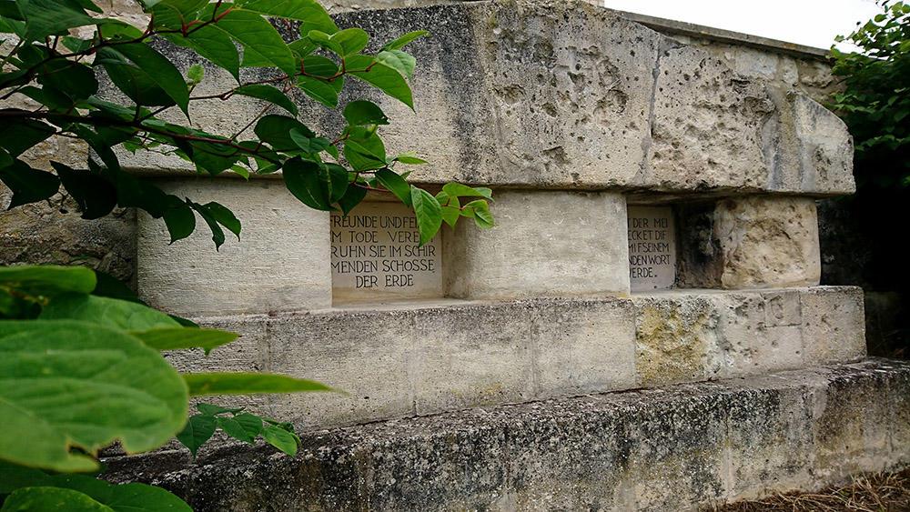 Monument allemand III < Filain < Aisne < Picardie