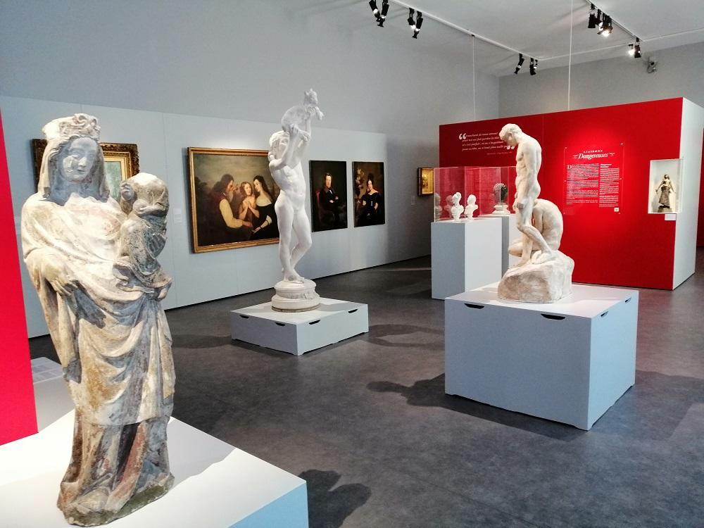 Le musée vous ouvre son coeur < Musée Saint-Léger < Soissons < Aisne
