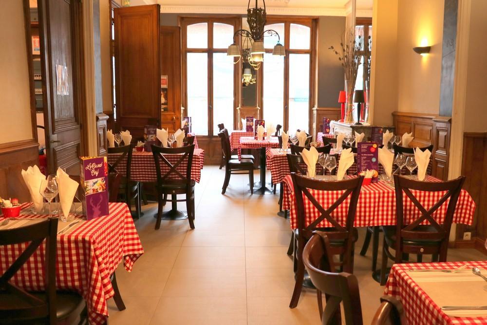 Restaurant Le Grand cerf < LA CAPELLE < Thiérache < Aisne < Hauts de France