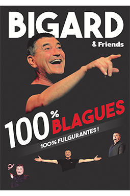 Jean-Marie Bigard and Friends