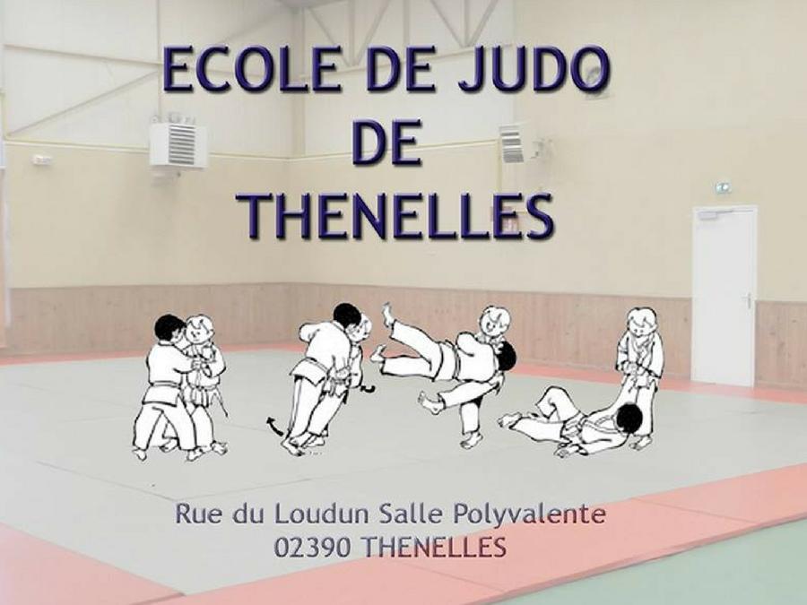 Judo Thenelles