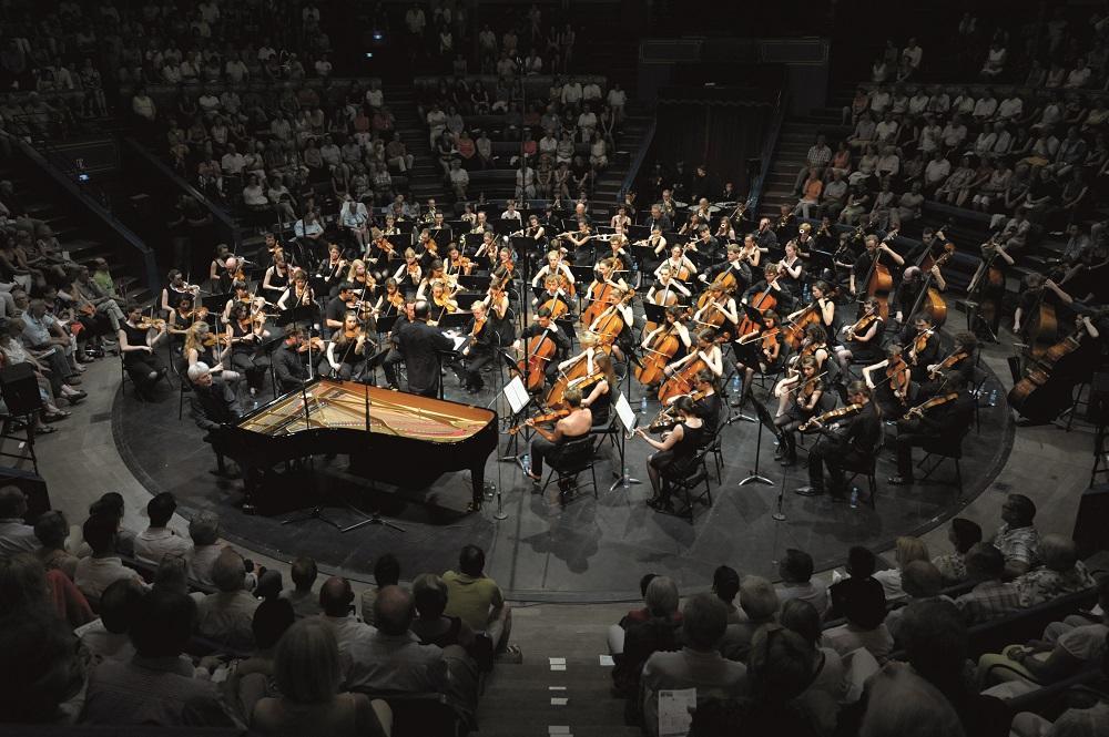 La Jeune Symphonie de l'Aisne - Axel Coeuret