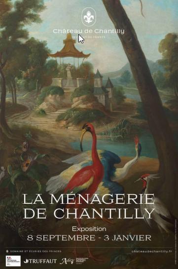 La Ménagerie de Chantilly