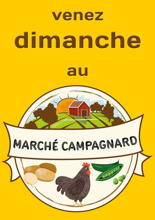 MARCHE CAMPAGNARD-coincy