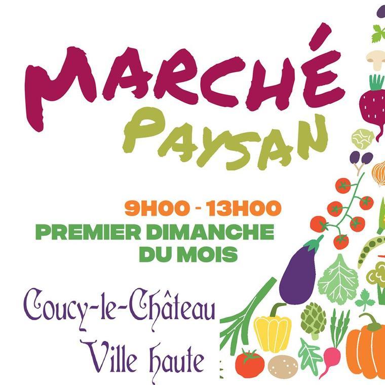 MARCHE PAYSAN de COUCY