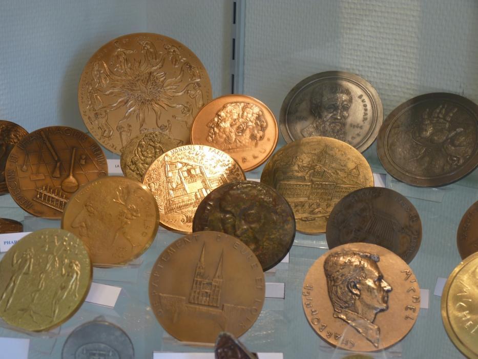 Musée Raymond Joly _ pieces
