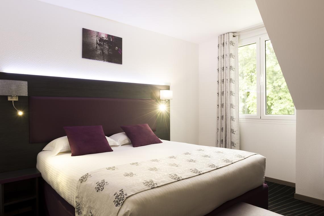 City Hotel - Chambre Privilège Double