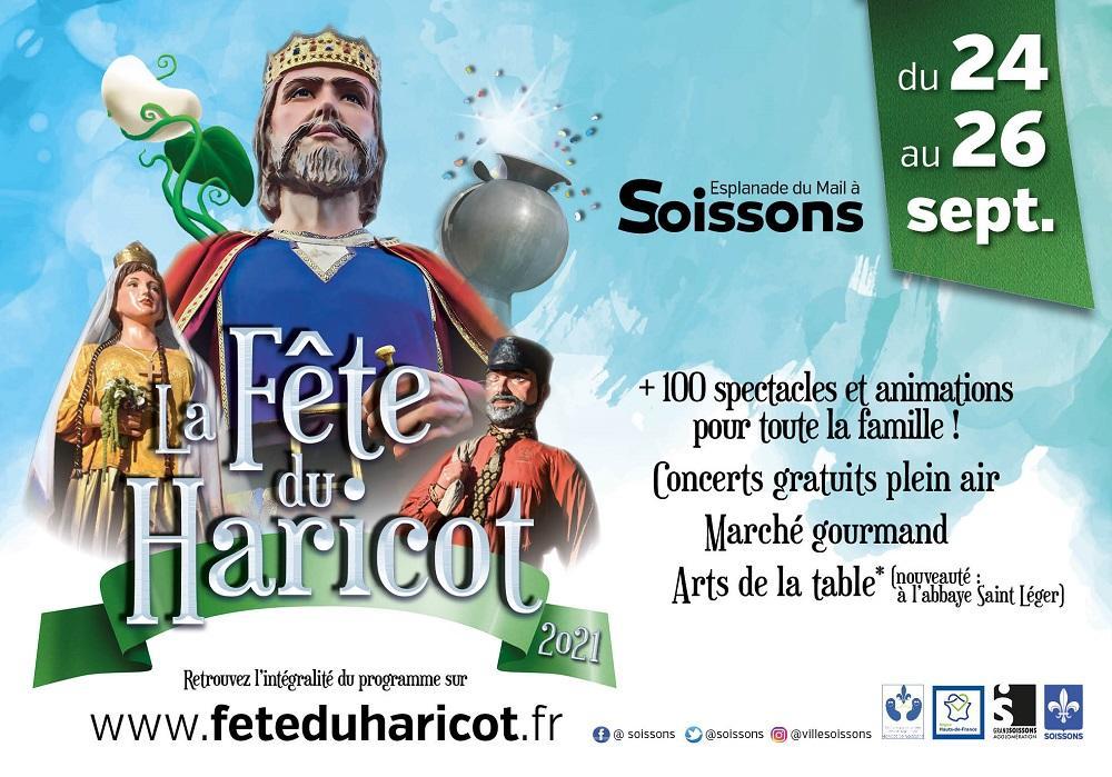 Fête du Haricot 2021 < Soissons < Aisne < Picardie