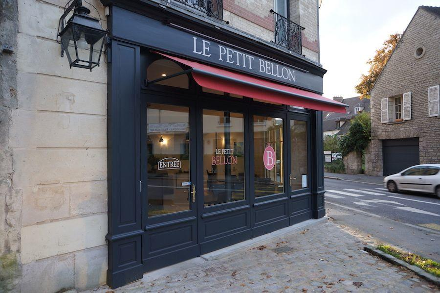 Senlis-Façade Petit Bellon