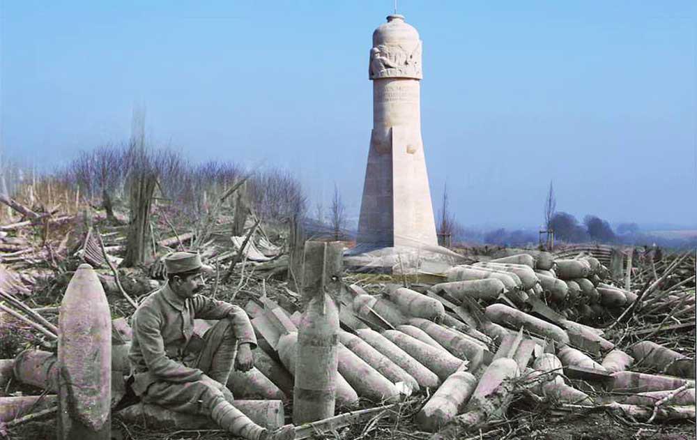 Site ARDT WWI - Moulin de Laffaux et jardin de mémoire < Laffaux < Aisne < Picardie