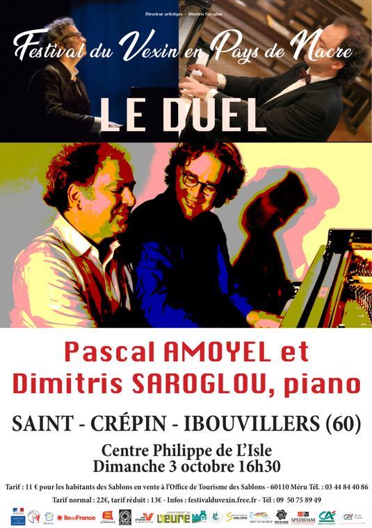 """""""Le Duel"""" de D.Saroglou et P. Amoyel"""