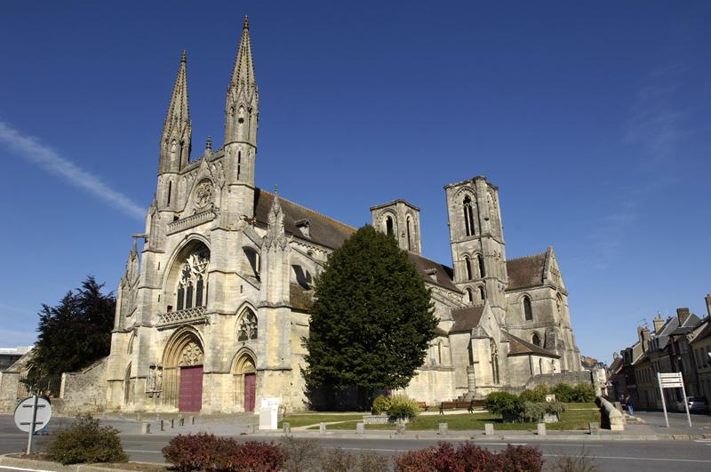 Ensemble abbatial Saint-Martin VII < Laon < Aisne < Picardie
