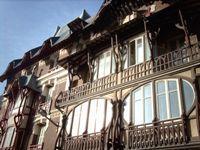 Visite du quartier balnéaire de Mers-les-Bains
