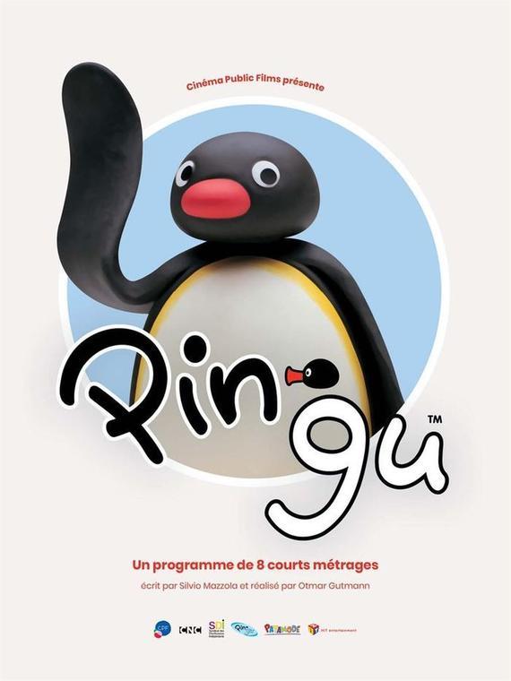 1er pas au cinéma - Pingu_1