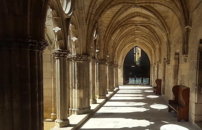 aux origines de l'abbaye Saint-Léger