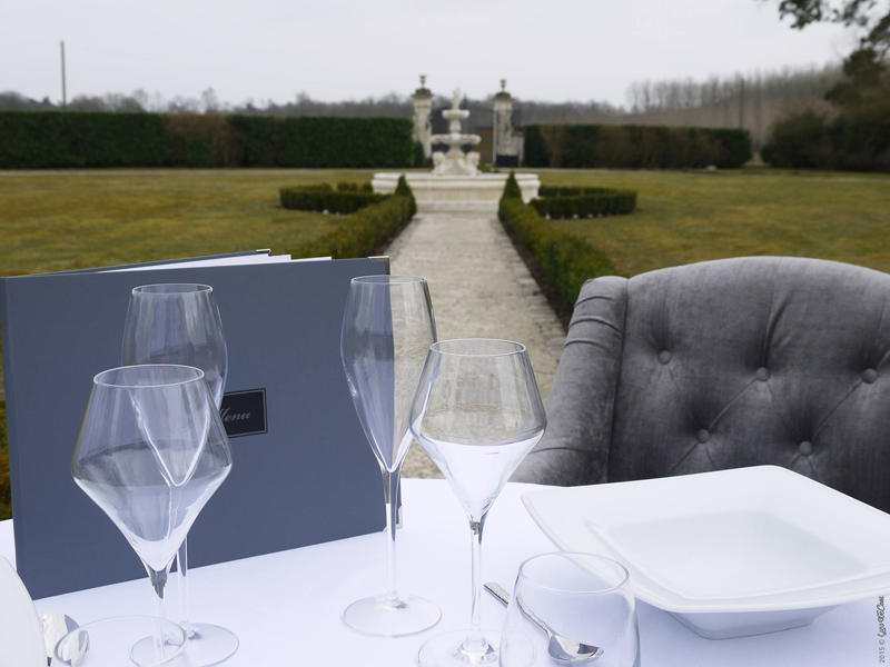 Restaurant Château de Breuil < Bruyères-et-Montbérault < Aisne < Picardie