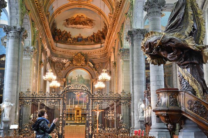 """Visite guidée """"l'église Saint-André""""_1"""