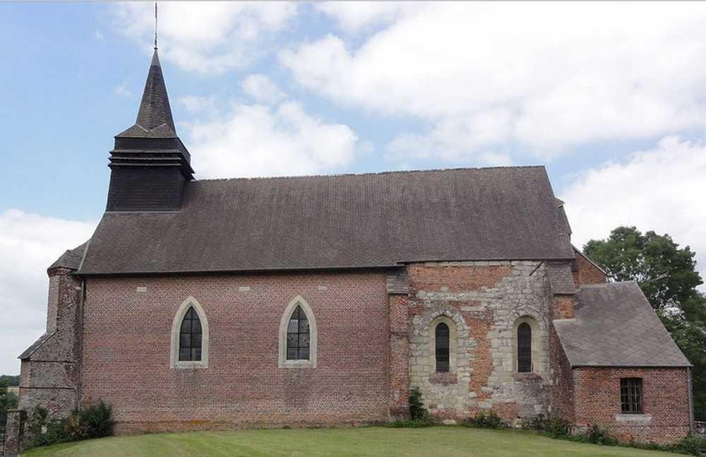 église de saint clement < Saint-Clement < Aisne < Picardie