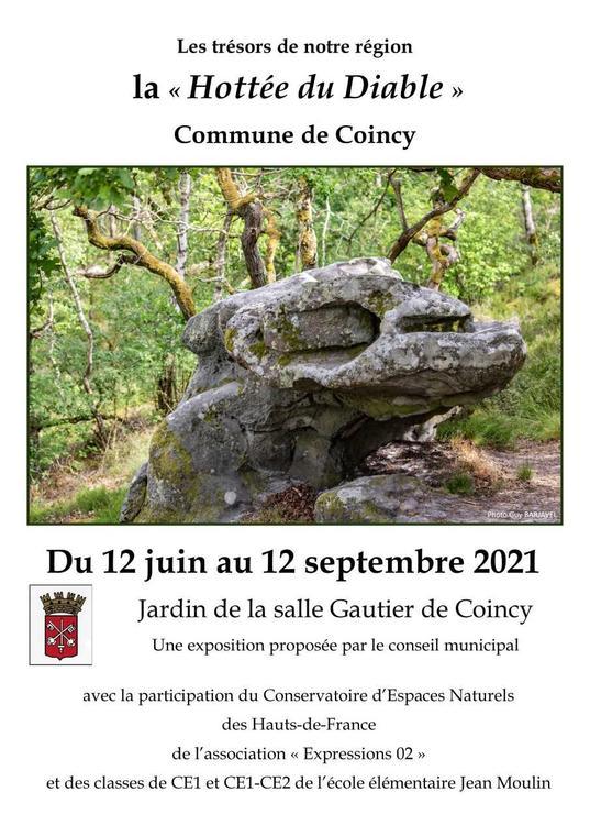 expo La Hottée du diable 12.06-12.09