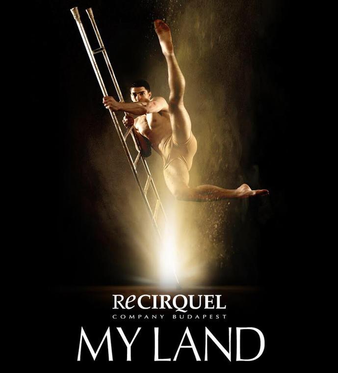 MY LAND du Cirque Recirquel_1
