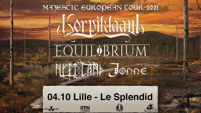 Korpiklaani + Equilibrium + Nytt Land + Jonne • Le Splendid_1